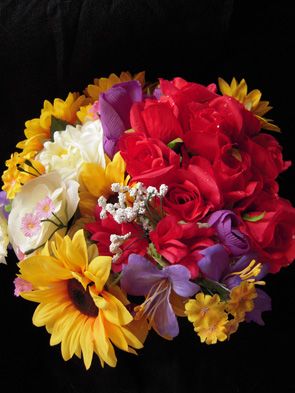 Amazingly Colorful Bouquet