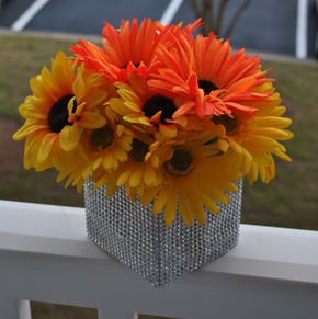 Daisy Sunflower Bouquet